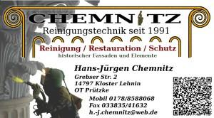Hans Jürgen Chemnitz Reinigungstechnik